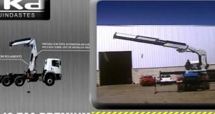 TKA Guindastes – fabricante de equipamentos