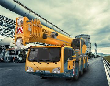 Terex Demag All Terrain